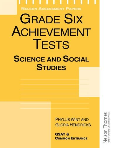Read Online Grade Six Achievement Tests Assessment Papers Science and Social Studies pdf