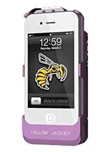 Yellow Jacket Stun Gun, Phone Case - iPhone