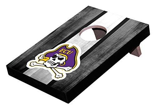 Wild Sports NCAA College East Carolina Pirates Mini Cornhole Game
