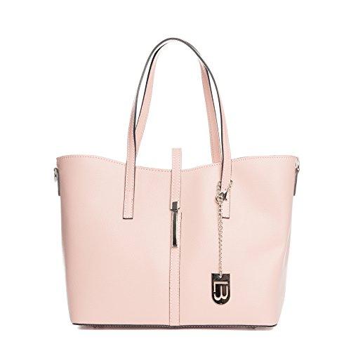 ROSE 324EUR WBL180327 Lucca rose Baldi Handcrafted Italy in Handbag P726 waqPP4
