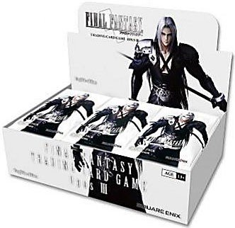 Final Fantasy Trading Card Game: Opus 3 (III) Collection Booster Box TCG English - 36 packs by Final Fantasy