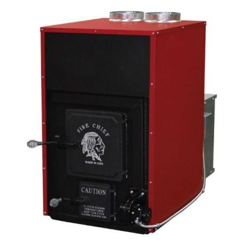 Fire Chief FC1000 Indoor Wood Burning Furnace