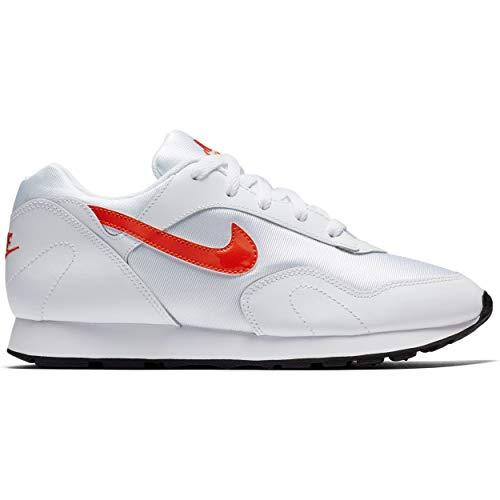 W Running Chaussures Multicolore Outburst team De Orange Femme Compétition black white 106 Nike RwBxdqI1R