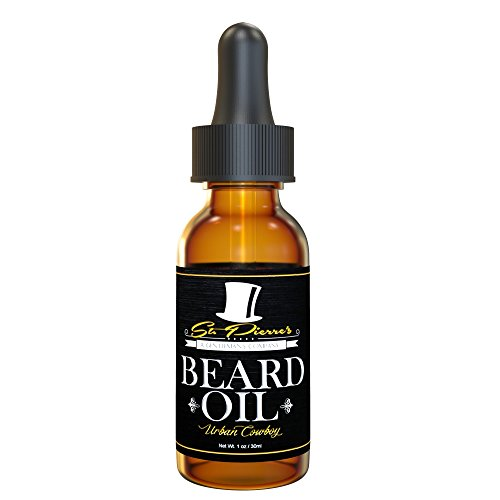 Top beard oil urban cowboy