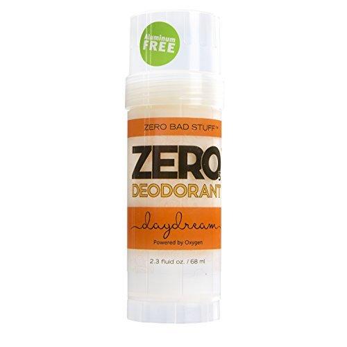 ZERO Deodorant - Oxygen Powered De-Stinkerizer - Long Lasting, All Natural, Safe for Sensitive Skin - Daydream by Zero
