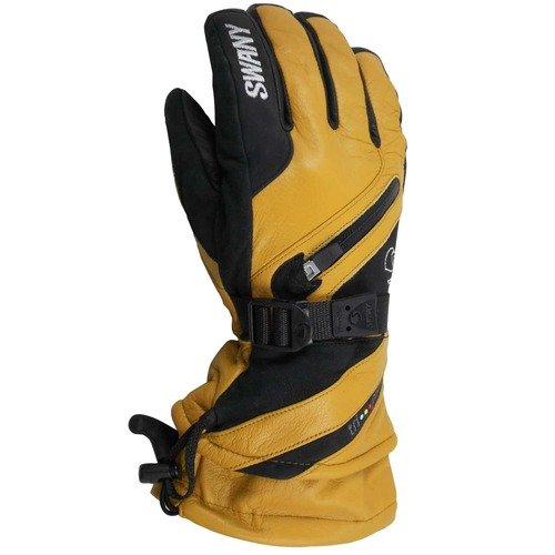 Swany X-Cell II Glove - Men's - Color: Sgl/Bk - Size: Medium by Swany