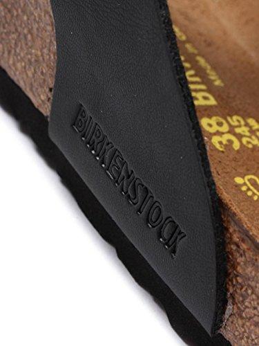 Birkenstock Gizeh Birko-Flor - Sandalias de Dedo, Unisex Black