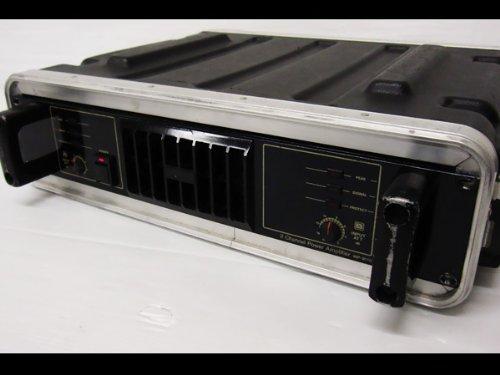 RAMSA Panasonic WP-9110 業務用 2ch パワーアンプ 300W B00F4SZG2U
