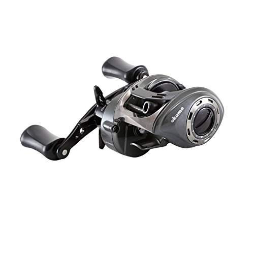Okuma Calera Low Profile Baitcast Reel Right Hand 7.3:1 (Okuma Baitcast Reel)