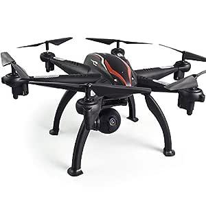 Drone Profesional, lanskrlsp L100 6 Ejes 1080p Wide Angle ...