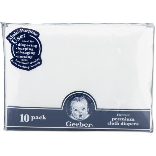 Gerber Flatfold Diapers Discontinued Manufacturer