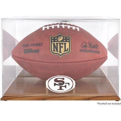UPC 793388488958, NFL Football Logo Display Case NFL Team: San Francisco 49ers