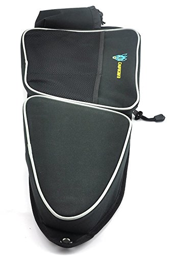 Chupacabra Offroad Door Bags RZR Turbo 1000 900S Passenger and Driver Side Storage Bag by Chupacabra Offroad (Image #1)'
