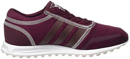 Adidas Damen Los Angeles W Sneaker Braun (marrone / Marrone / Bianco Calzature)