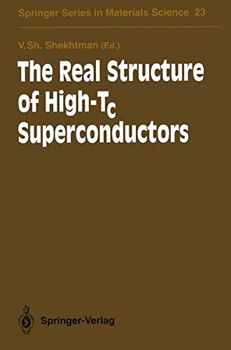 The Real Structure Of High Tc Superconductors  Springer Series In Materials Science  23