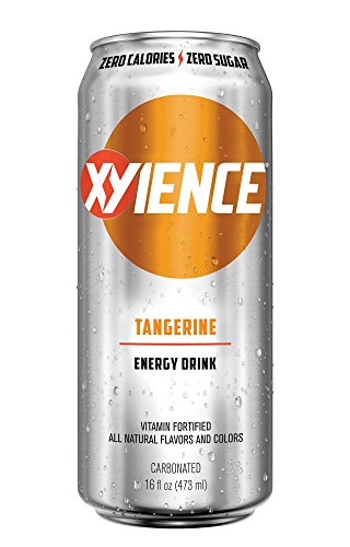 Xyience Energy Drink Amazon Blue