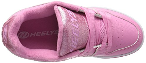 Kid Skate Plus Motion Heelys Light Big Little Shoe Pink Kid RCaFZwq