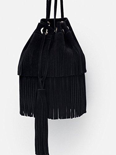 zara-fringe-genuine-suede-handbag-blak