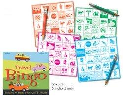 Read Online Travel Bingo pdf epub