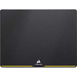 Corsair MM400 High Speed Gaming Mouse Pad, Black, Medium (CH-9000103-WW)