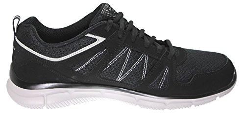 Chaussures Argent Homme Pour Settle Fitness The Score Equalizer Noir De Skechers Gris fwn1qPIPW