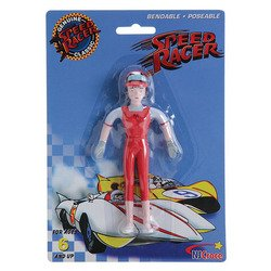Speed Racer Classics Trixie Bendable Poseable -