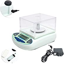 100/200/300/500 x0.001g 1mg Lab Analytical Balance Digital High Precision Electronic Scale Jewelry Scale