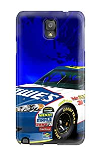 New Style ZippyDoritEduard Jimmie Johnson Premium Tpu Cover Case For Galaxy Note 3