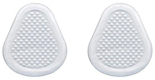 PediFix Pedi-GEL Ball-of-Foot Pads - One Size Fits Most - 2- Pack
