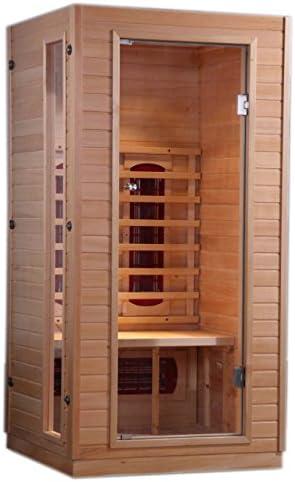 Royal Saunas Far Infrared Sauna 9101C