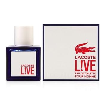 Eau Men Live Spray Ml Toilette De Vaporisateur Lacoste For 40 shdrQtCx