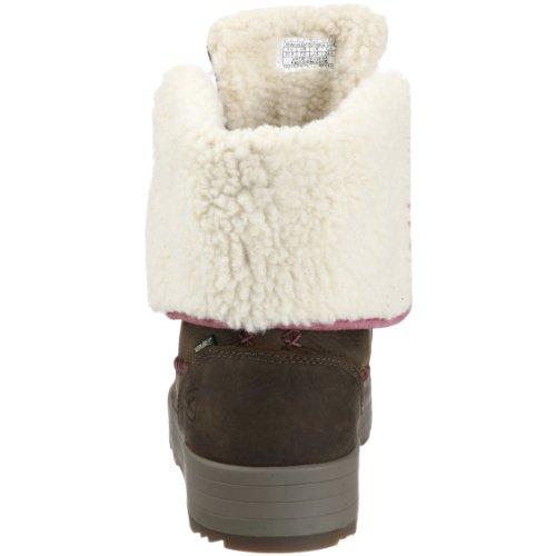 Mass pour Chaussures Top Bottes Boots d'hiver Outdoor Boots High doublé Femme Low Snow Marron KEEN Baskets Femme q45CpCn