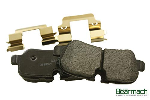 MINTEX - Rear Brake Pads Part# LR032377