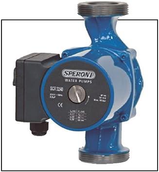 Circulateur Airmec-Eperons SCR 32//60//180 pr/évalence 6 mt 3 niveaux de vitesse robustes et silencieux
