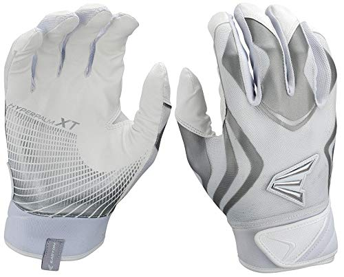 Womens Glove Fastpitch Batting (Easton Prowess Fast Pitch Batting Gloves, White, Medium)
