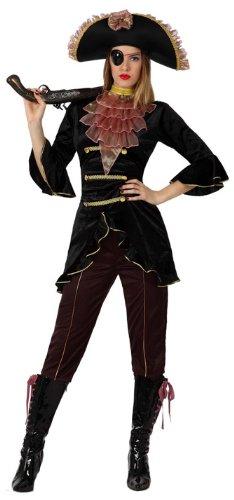 Atosa 8422259157458 Costume da Pirata Donna: Amazon.it