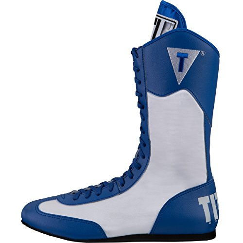 TITLE Speed-Flex Encore Tall Boxing Shoes -