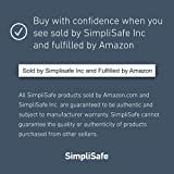 SimpliSafe Glassbreak Sensor - 20ft. Range - Sound