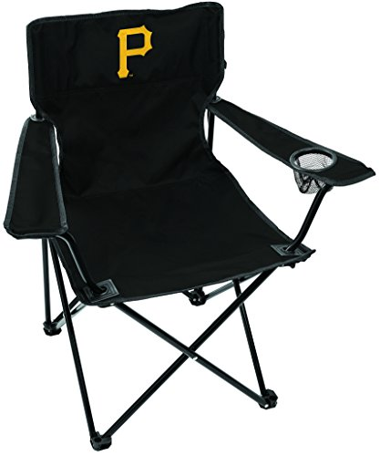 (Rawlings MLB Gameday Elite Lightweight Folding Tailgating Chair, with Carrying Case, Pittsburgh Pirates)
