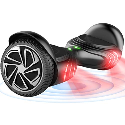 TOMOLOO Hoverboard with LED