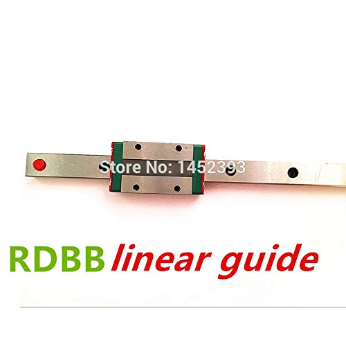 Linear Slide MGN9 150~600mm Linear Rails Guide With Mini Carriage Block CNC Part