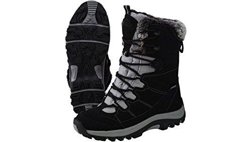 McKinley - botas Akina AQX W de abril de, color  - negro, tamaño 38 - negro