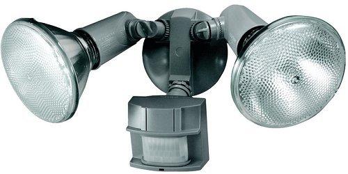 GRY 150DEG FLD Light by HeathCo LLC