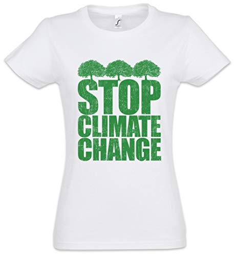 2xl Girlie Urban – Mujer T Backwoods Tamaños Climate Women Change Stop Xs shirt wqXn7RSq1