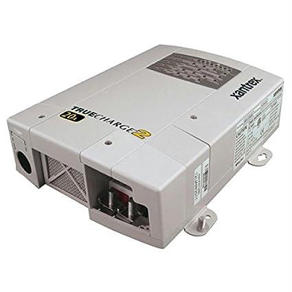 Xantrex TRUECHARGE ™ 2 20 Amp Cargador de batería – 3 banco 12 ...