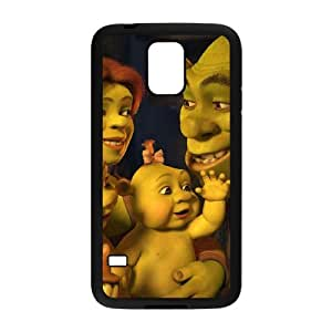 Shrek For Samsung Galaxy S5 I9600 Csae protection phone Case DXU350624