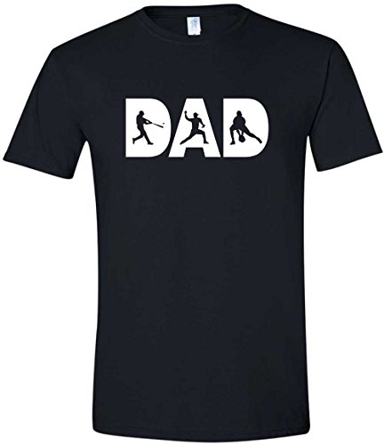 Baseball Dad T-shirt - 3