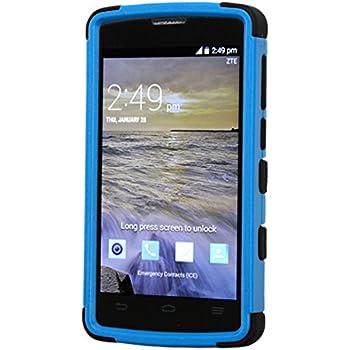 Amazon com: Case for ZTE Quest Plus z3001s Sapphire 4g Case