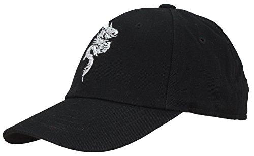 béisbol hombre de Gorra Alfa negro negro Talla única para Company xXCwvt