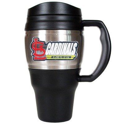 MLB St. Louis Cardinals 20-Ounce Travel Mug